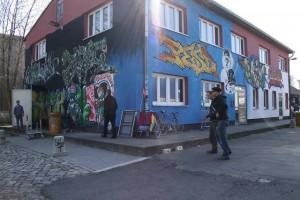 Die Werkstatt machBar im freiLand Potsdam.