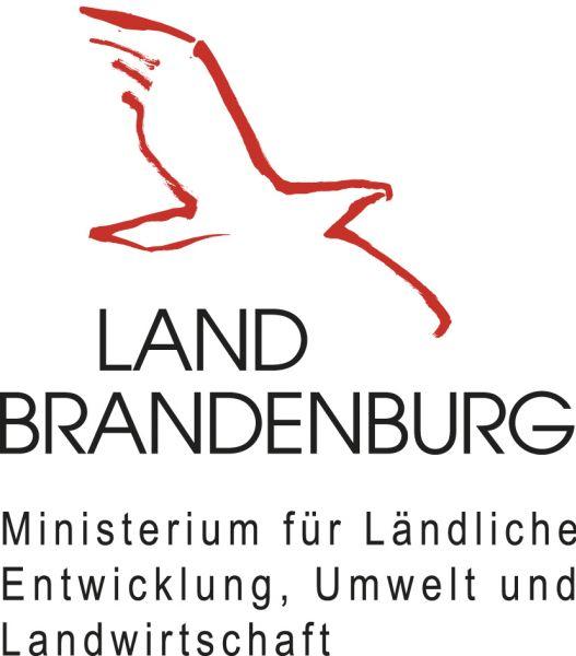 Logo des Ministerium für Ländliche Entwicklung Umwelt und Landwirtschaft in Brandenburg