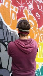 Hinterkopf mit Ear-Saver